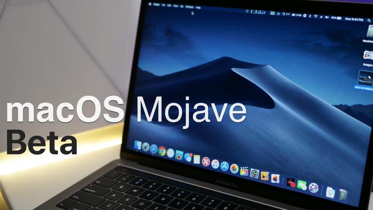 macos mojave featured - Cách cài macOS Mojave lên máy ảo trên Windows 10