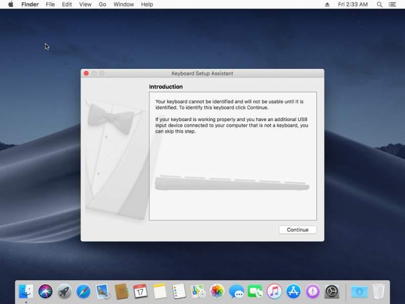 mojave virtualbox 17 800x600 - Cách cài macOS Mojave lên máy ảo trên Windows 10