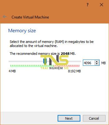 mojave virtualbox 2 - Cách cài macOS Mojave lên máy ảo trên Windows 10