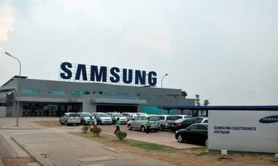 samsung thai nguyen 400x240 - 200 DN vào Việt Nam sản xuất linh kiện cho Samsung: Nỗi buồn cho DN Việt