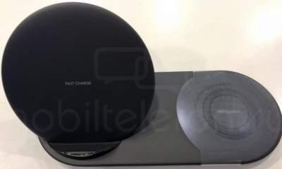 wireless charger duo live 5 720x540 400x240 - Lộ ảnh thực tế, giá bán sạc không dây Samsung Wireless Charger Duo