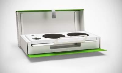 xbox adaptive controller unbox featured 400x240 - Hộp đựng Xbox Adaptive Controller được thiết kế để người khuyết tật cũng dễ dàng mở bằng răng