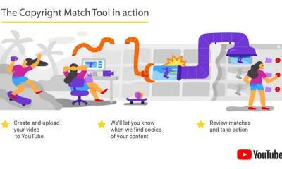 youtube copyright match tool featured 400x240 - YouTube Copyright Match - Công cụ giúp phát hiện ai re-upload video của mình