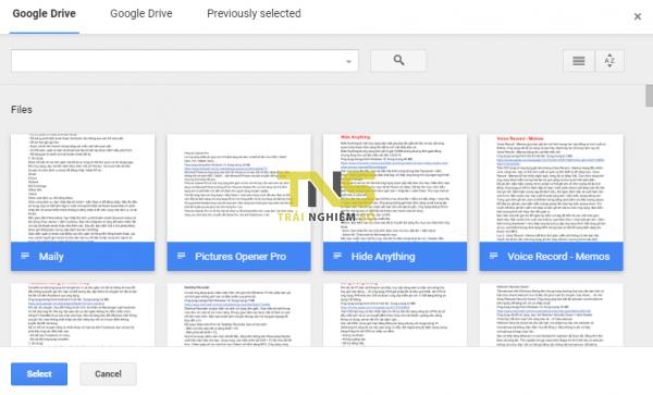 Cách tải nhiều file trên Google Drive mà không bị nén? 2