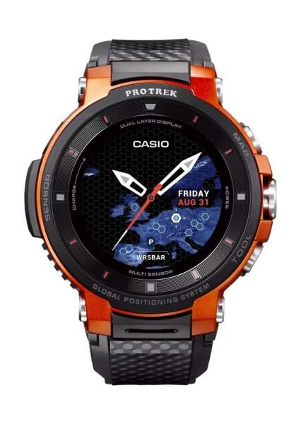 CasioWSF F30 426x600 - Trả 15 triệu đồng nếu muốn sở hữu smartwatch Pro Trek WSD-F30 của Casio