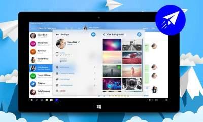 Client for Telegram 400x240 - Trò chuyện với bạn bè Telegram trên Windows 10 với Client for Telegram