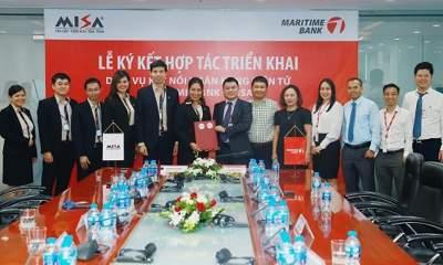 MISA 400x240 - MISA ra mắt dịch vụ Kết nối ngân hàng điện tử