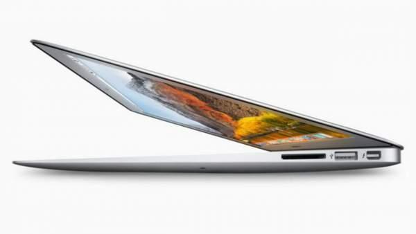 MacBook Air 2018 giá 1.200 USD, ra mắt tháng 9