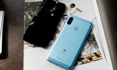 Mi A2 Lite 400x240 - Xiaomi Mi A2 Lite bất ngờ giảm 300.000 đồng, còn 4,99 triệu đồng