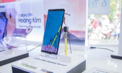 Note 9 400x240 - Đặt mua Galaxy Note9, nhận quà 11 triệu đồng