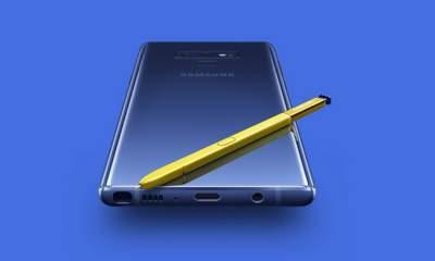 Note9 400x240 - Galaxy Note9 ra mắt tại Việt Nam, giá từ 22,9 triệu đồng