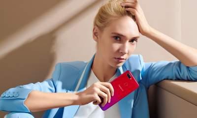 OPPO F9 1 400x240 - OPPO F9 ra mắt: sạc nhanh VOOC, camera selfie 25MP AI, giá 7.69 triệu đồng