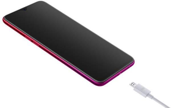 OPPO F9 VOOC Flash charge 600x378 - OPPO F9 sắp ra mắt tại Việt Nam, giá dự kiến 7,99 triệu đồng