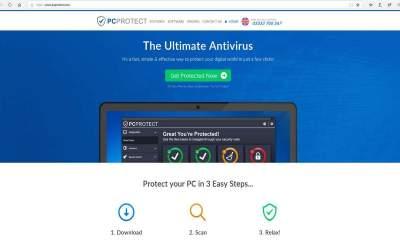 PC Protect Safe Site 400x240 - Chặn trang web độc hại, xóa lịch sử duyệt web tự động trên Microsoft Edge