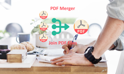 PDF Merge Pro1280x720 400x240 - Đang miễn phí 2 ứng dụng chỉnh sửa PDF tổng trị giá 348 ngàn đồng