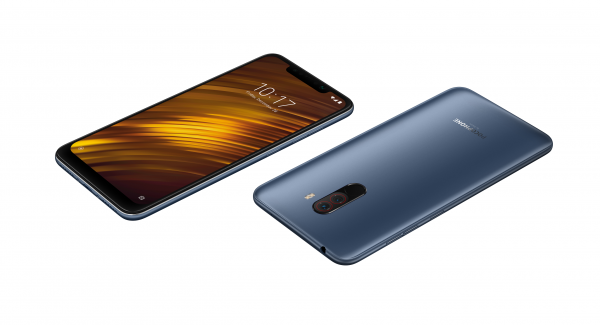 Ra mắt POCOPHONE - thương hiệu con mới của Xiaomi và smartphone POCOPHONE F1 3