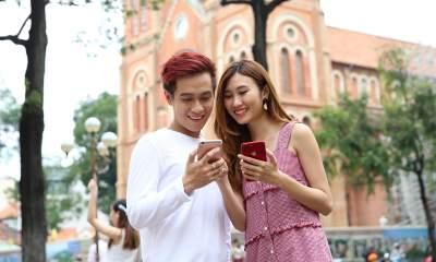 """So cap doi VinaPhone 400x240 - Đăng ký """"Cặp đôi"""" 091-081 VinaPhone nhận ưu đãi hấp dẫn"""
