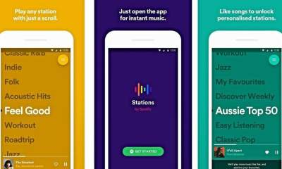 Stations by Spotify 400x240 - Trải nghiệm ứng dụng Stations của Spotify