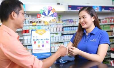 Thanh toan tai cua hang 400x240 - VietUnion hợp tác Phú Mỹ Hưng thanh toán phí quản lý và các loại phí định kì qua Payoo