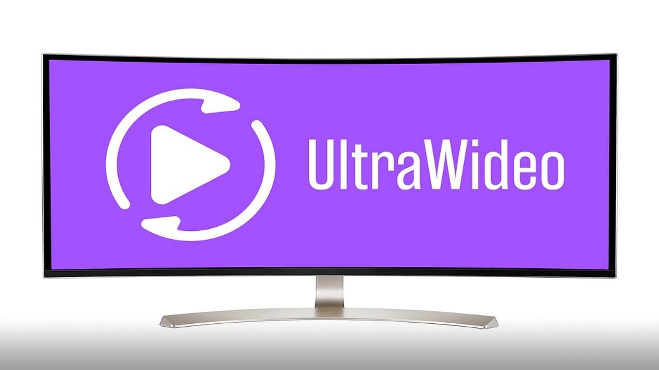 UltraWideo - Xem video YouTube không còn khoảng đen hai bên trên màn hình UltraWide