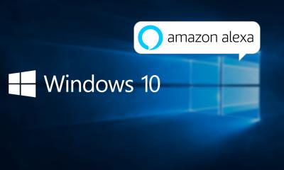amazon alexa windows 10 400x240 - Cách mang Amazon Alexa vào máy tính Windows 10