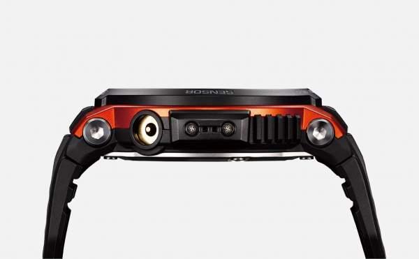 casioWSD F30 5 600x371 - Trả 15 triệu đồng nếu muốn sở hữu smartwatch Pro Trek WSD-F30 của Casio