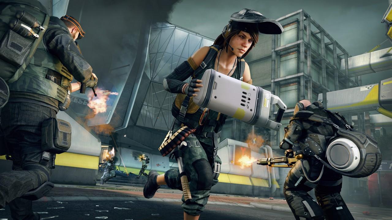 Tựa game MMOFPS Dirty Bomb ra mắt chính thức, miễn phí trải nghiệm 20