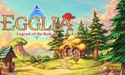 egglia featured 400x240 - Game nhập vai EGGLIA: Legend of the Redcap đang miễn phí, giá gốc 9.99USD