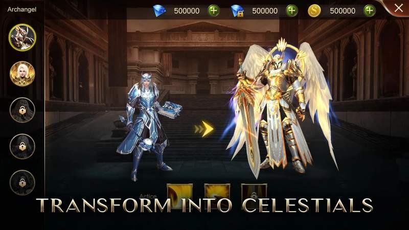 era of celestials 1 800x450 - Mời bạn chơi thử Era of Celestials - tựa game nhập vai giống MU Online