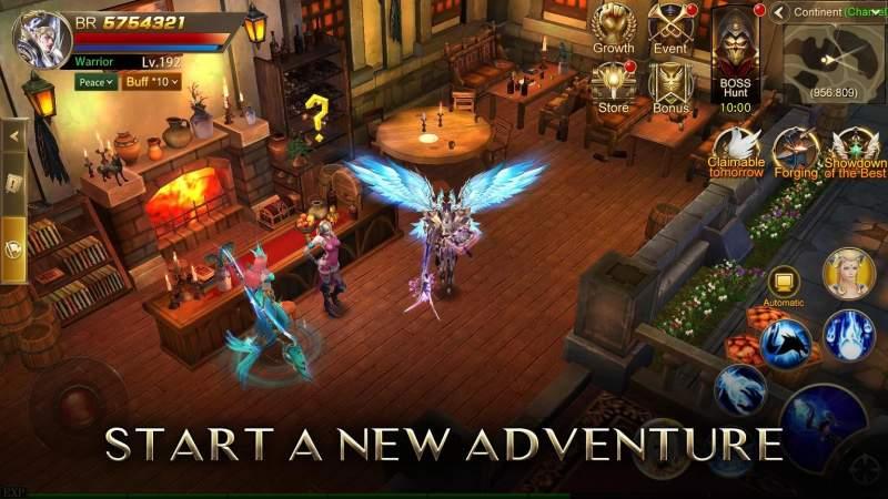 era of celestials 2 800x450 - Mời bạn chơi thử Era of Celestials - tựa game nhập vai giống MU Online
