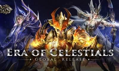 era of celestials featured 400x240 - Mời bạn chơi thử Era of Celestials - tựa game nhập vai giống MU Online