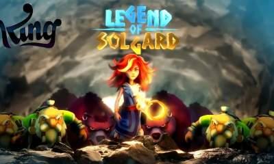 legend of solgard featured 400x240 - King chính thức phát hành Legend of Solgard cho iOS và Android
