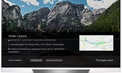lg google assistant 400x240 - Google Assistant được trang bị trên TV và tai nghe LG