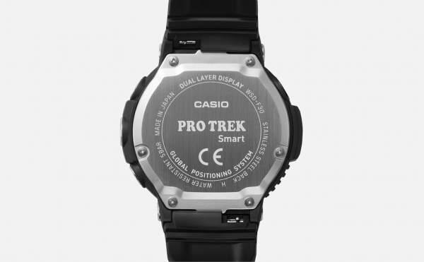 mat sau casioWSD F30 6 600x371 - Trả 15 triệu đồng nếu muốn sở hữu smartwatch Pro Trek WSD-F30 của Casio