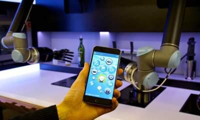 moley robot 400x240 - Khi robot vào bếp (P2)