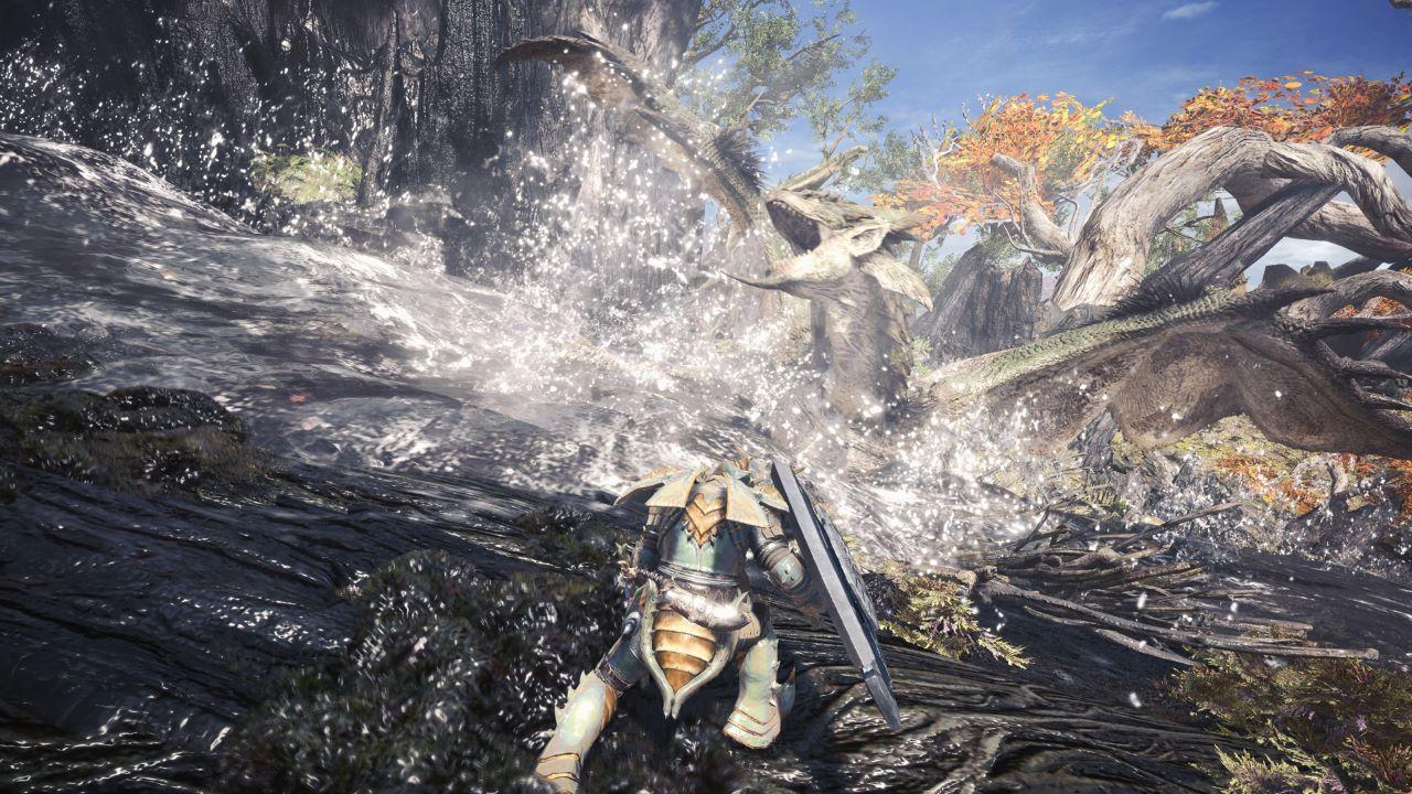 Monster Hunter: World game review