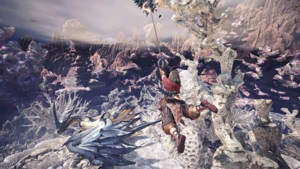 monster hunter world screenshot 2 600x338 - Đánh giá game Monster Hunter: World - thợ săn quái vật