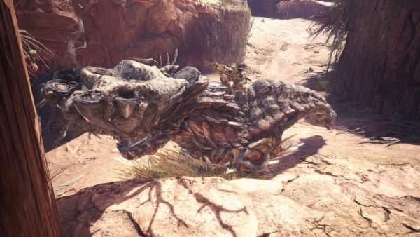 monster hunter world screenshot 3 600x338 - Đánh giá game Monster Hunter: World - thợ săn quái vật