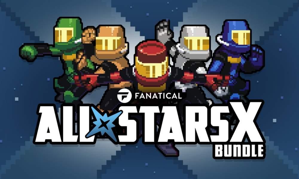 Mua game siêu rẻ: All Stars X Bundle