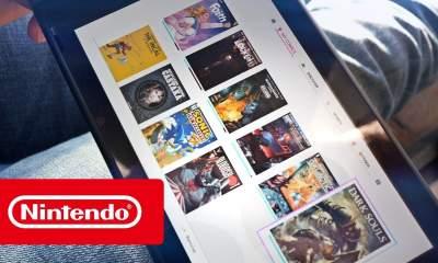 """nintendo switch inkypen featured 400x240 - Nintendo Switch sắp """"có thêm"""" tính năng đọc truyện tranh"""