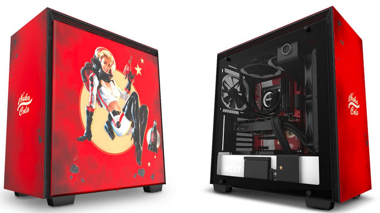 NZXT PC Case H700 Nuka-Cola