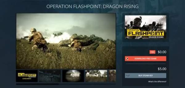 operation flashpoint dragon rising free gamesessions 2 600x287 - Đang miễn phí game mô phỏng chiến tranh Operation Flashpoint: Dragon Rising