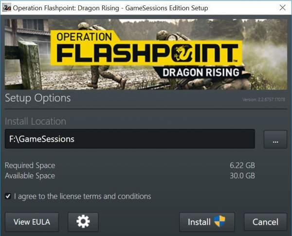 operation flashpoint dragon rising free gamesessions 4 600x485 - Đang miễn phí game mô phỏng chiến tranh Operation Flashpoint: Dragon Rising