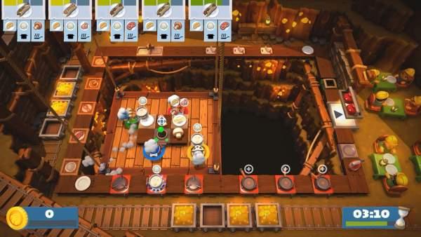 overcooked 2 screenshot 1 600x338 - Đánh giá game Overcooked! 2 - món ngon đậm đà đúng điệu