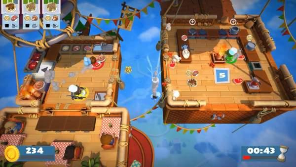 overcooked 2 screenshot 2 600x338 - Đánh giá game Overcooked! 2 - món ngon đậm đà đúng điệu