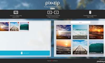 pix zip 400x240 - Cách tải nhiều hình ảnh cùng lúc trên Pixabay