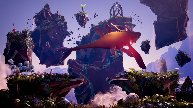 planet alpha screenshot 1 - Đánh giá game Planet Alpha