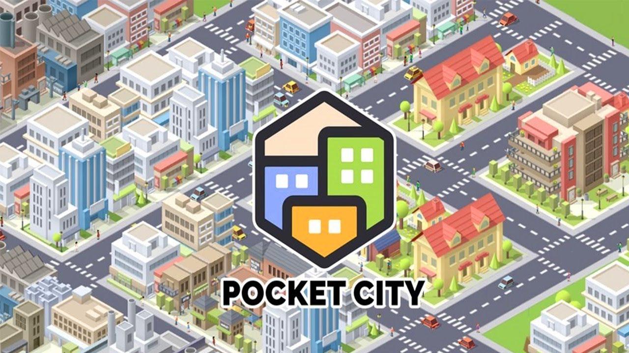 pocket city featured - Top 5 game smartphone hay, miễn phí vừa được ra mắt trong tuần này