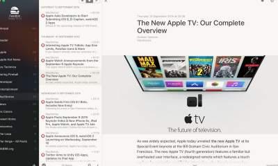 reeder 3 featured 400x240 - Đang miễn phí ứng dụng xem RSS cực hay Reeder 3 cho iOS và macOS