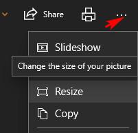 Cách giảm kích thước ảnh trên Windows 10 không cần cài thêm ứng dụng 1